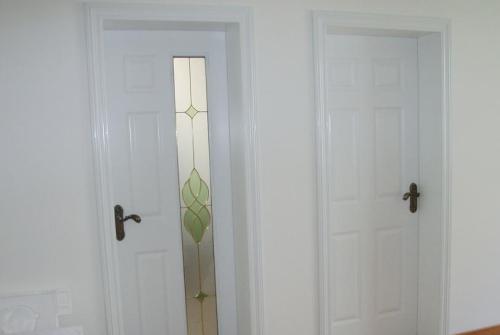入户为什么必须安装两道门